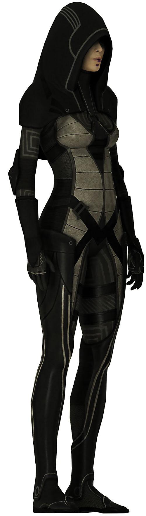 Kasumi Goto (Mass Effect) character model