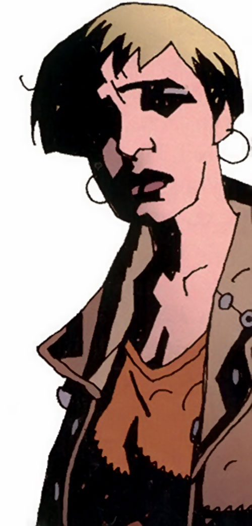 Kate Corrigan (Hellboy Comics)
