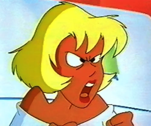 Katie Kaboom from Animaniacs