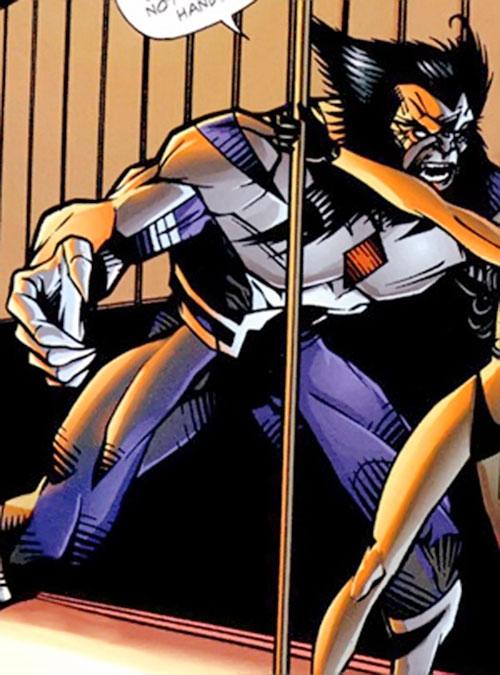 Kilgore (Image Comics) in a club