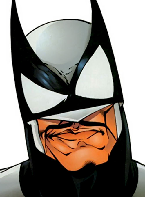 Kill-Cat (Erik Larsen Image Comics) mask closeup