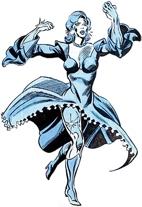 Killer Frost (Firestorm enemy) (DC Comics) (Lincoln)