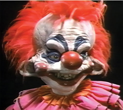 Killer klowns from outer space characters profile for Killer klowns 2