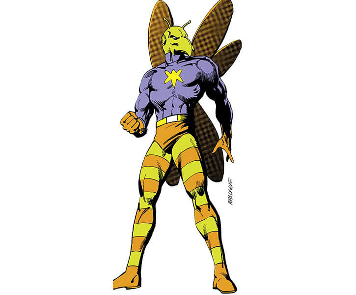 Killer Moth of Earth-1 (Batgirl enemy) (DC Comics)