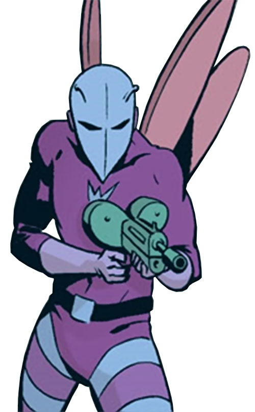 Killer Moth (post-Crisis DC Comics) (Batgirl enemy)