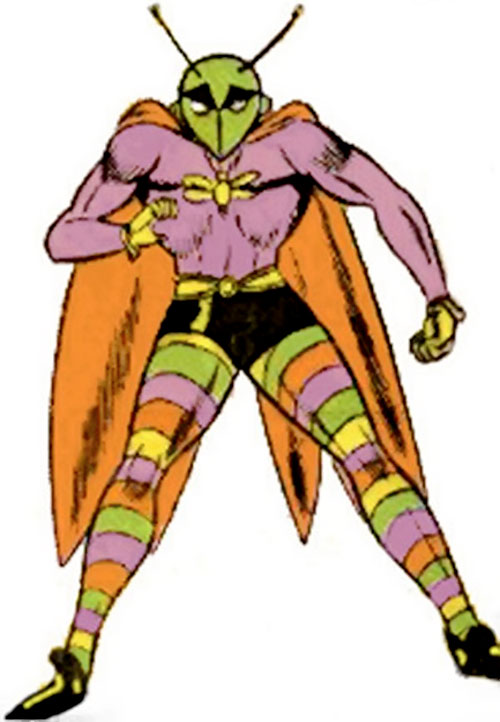 Killer Moth (Bob Kane Batman enemy) (DC Comics)