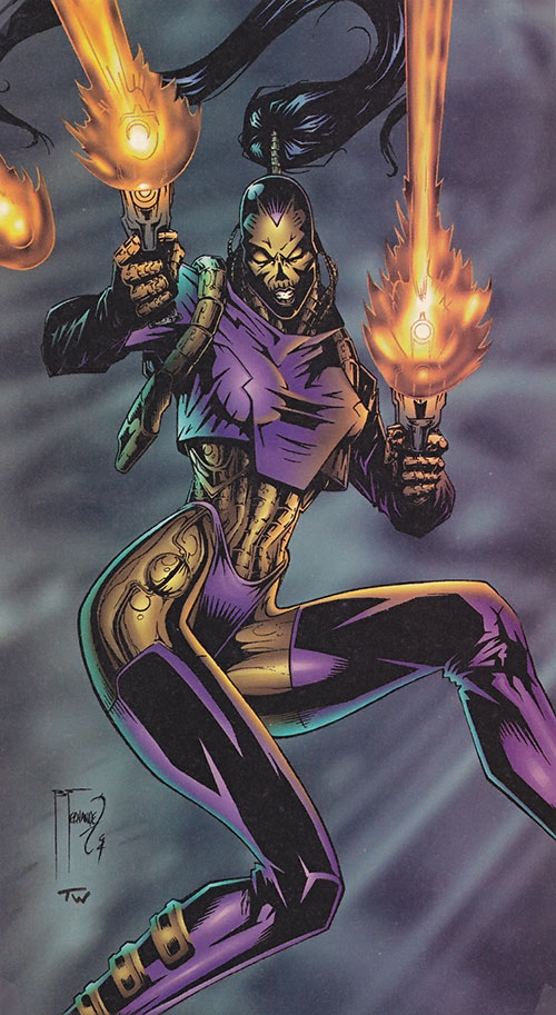 Killjoy (Cyberforce enemy)
