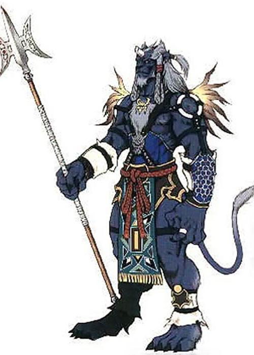 Kimahri Ronso (Final Fantasy X)