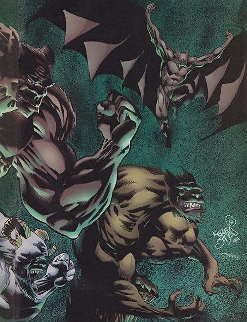 Kindred (Wildstorm / Image Comics)
