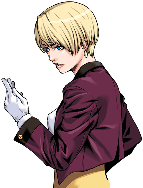 King (King of Fighters / Art of Fighting)