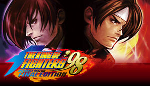 King of Fighters '98 Final Edition PC cover