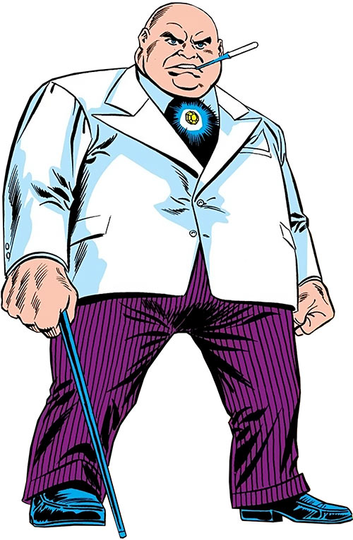 Kingpin (Marvel Comics) from the 1979 Spider-Man annual