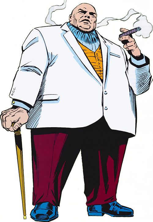 The Kingpin (Marvel Comics) during the 1980s