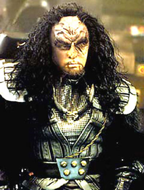 Klingon dignitary (Star Trek)