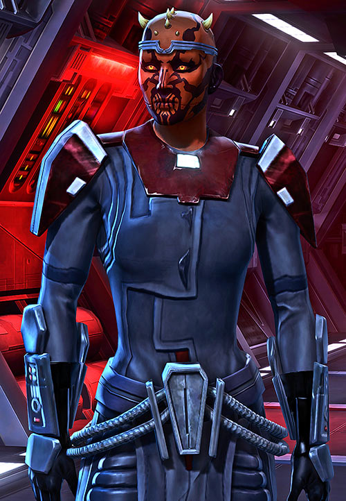 Sith Juggernaut - Star Wars the old Republic - SWTOR - Nvidia test