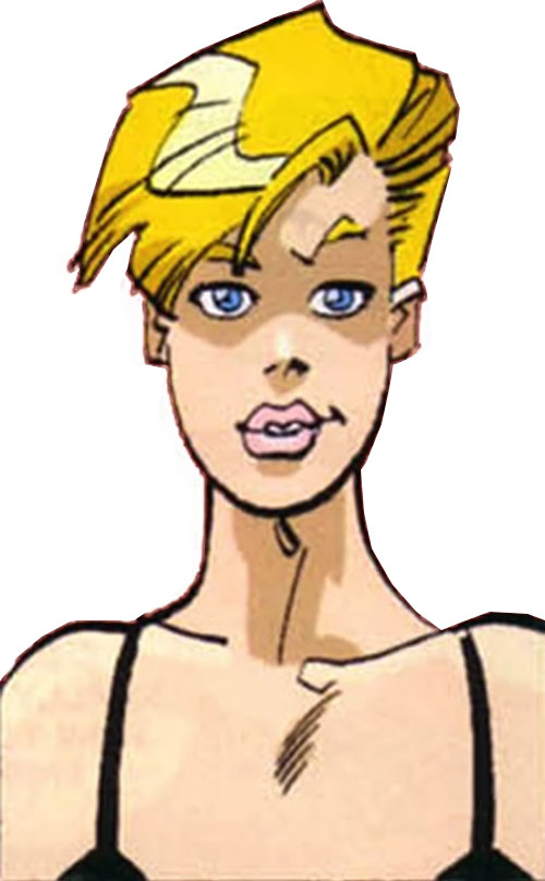 Knock Out (Guardians of the Globe (Image Comics) portrait