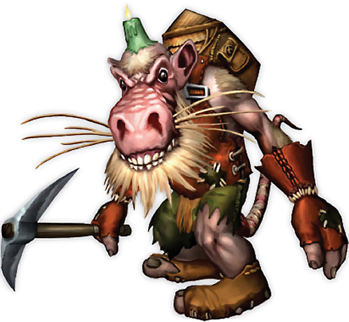 Kobold in World of Warcraft