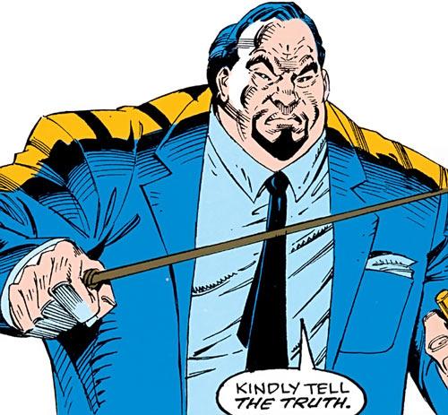 Kono the Sumo (Marvel Comics)