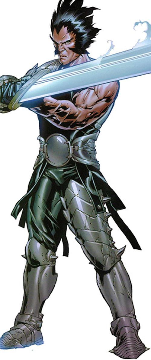 Korvus of the Starjammers (X-Men Marvel Comics)