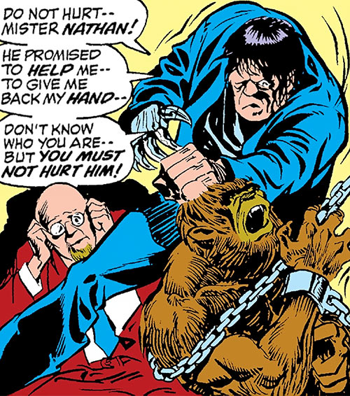 Kraig (Marvel Comics) vs. Werewolf by Night