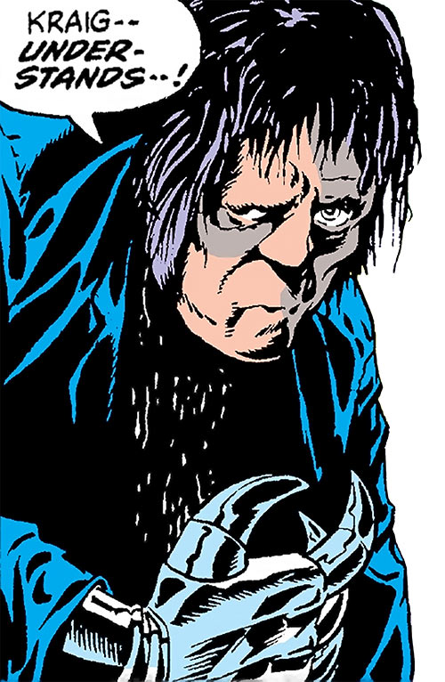 Kraig (Marvel Comics) (Werewolf by Night character)