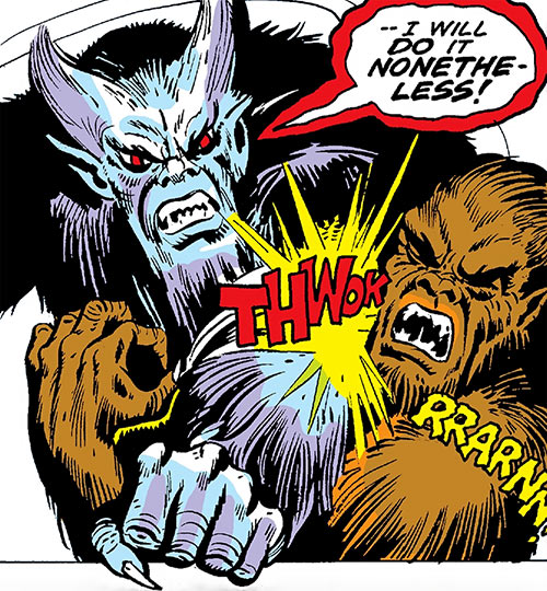 Krogg (Marvel Comics) (Werewolf by Night)