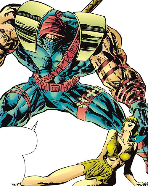 Kuroyama (Elektra enemy) (Marvel Comics)