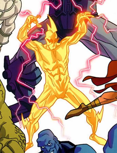 Kursk (Invincible enemy) (Image Comics) among other villains