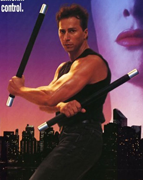 Kurt Harris (Jeff Wincott in Mission of Justice)