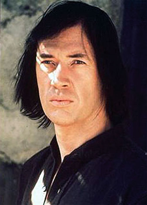 Kwai Chang Caine Kung Fu David Carradine