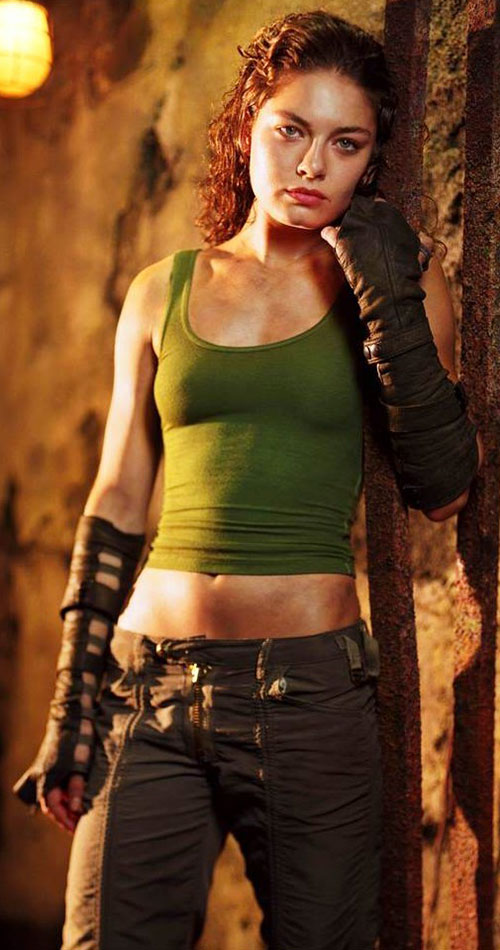 Kyra (Alexa Davalos in Chronicles of Riddick)