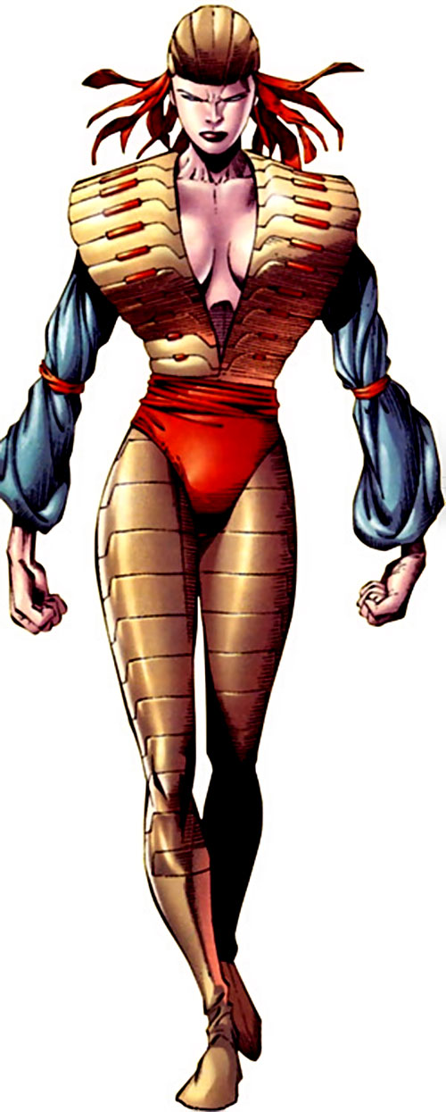 Lady Deathstrike (Wolverine enemy) (Marvel Comics)