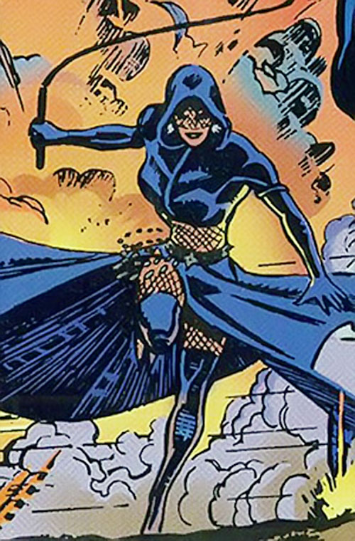 Lady Killer (Ultraverse Malibu comics) running