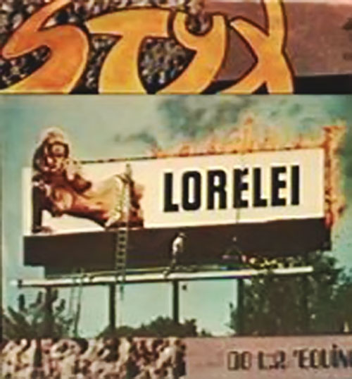Lady Lorelei (Styx song)