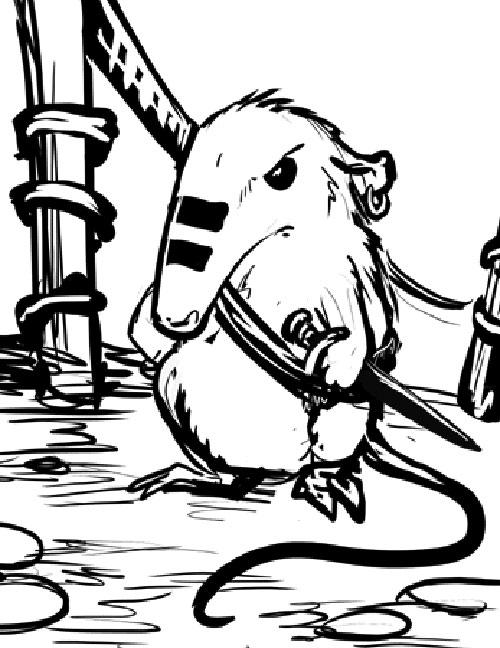Lady Surka (Digger comics)