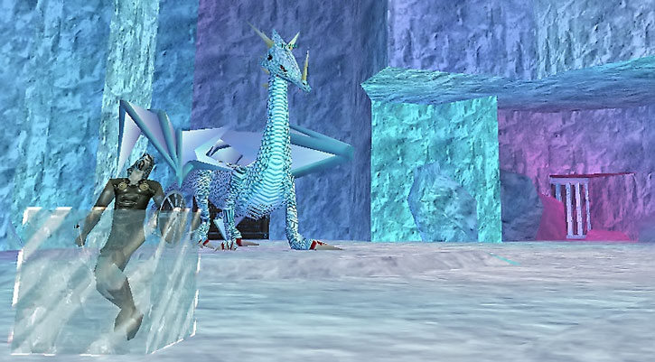 Lady Vox - Everquest I monster - Dragon - Profile - Writeups org