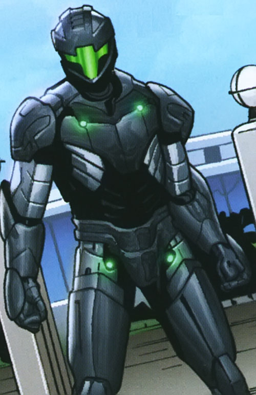 Lancelot (Iron Man character) (Marvel Comics)