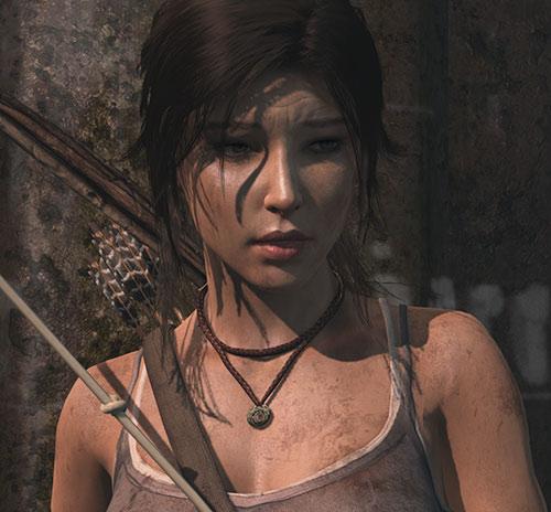 Lara Croft Tomb Raider Profile For The 2013 Character