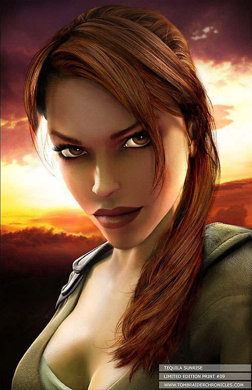 Lara Croft Chronicles portrait
