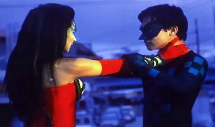 Lastikman (Mark Bautista) vs. a villainess