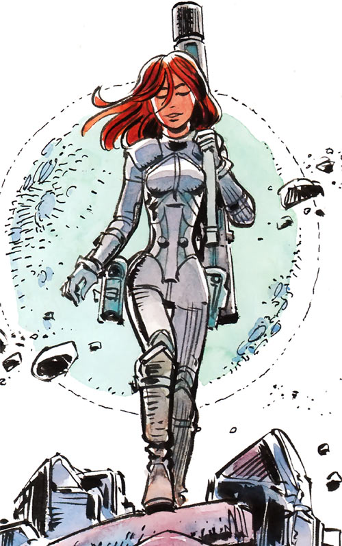 Laureline (Valerian graphic novels)
