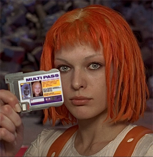 Leeloo Dallas multi pass !