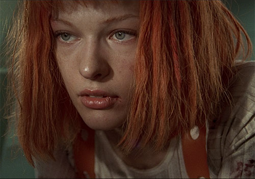 Milla Jovovitch as Leeloo