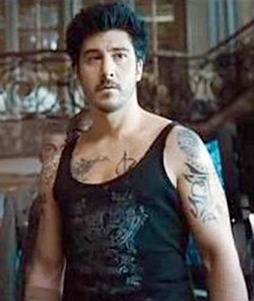 Leito (David Belle in District B13 / Banlieue 13)