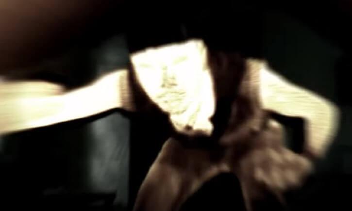 Leprechaun Origins horror movie monster - Leprechaun vision