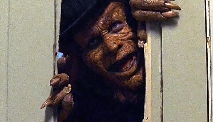 Leprechaun - Bad horror movies - Warwick Davis - Shining here's Johnny
