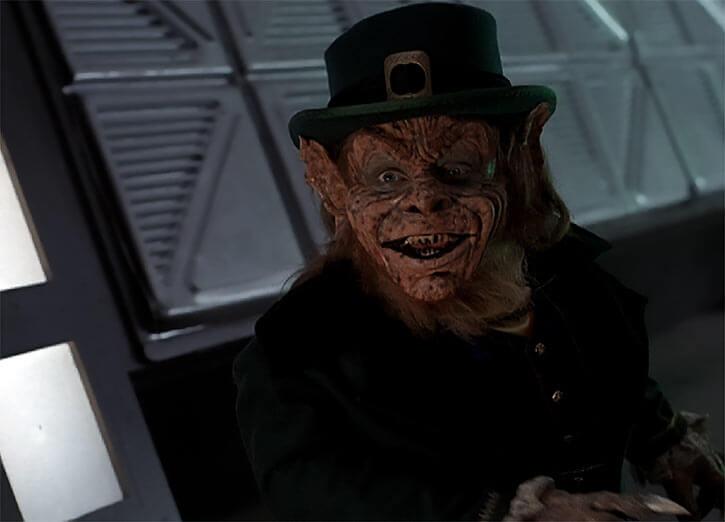Leprechaun - Bad horror movies - Warwick Davis - Enthusiastic