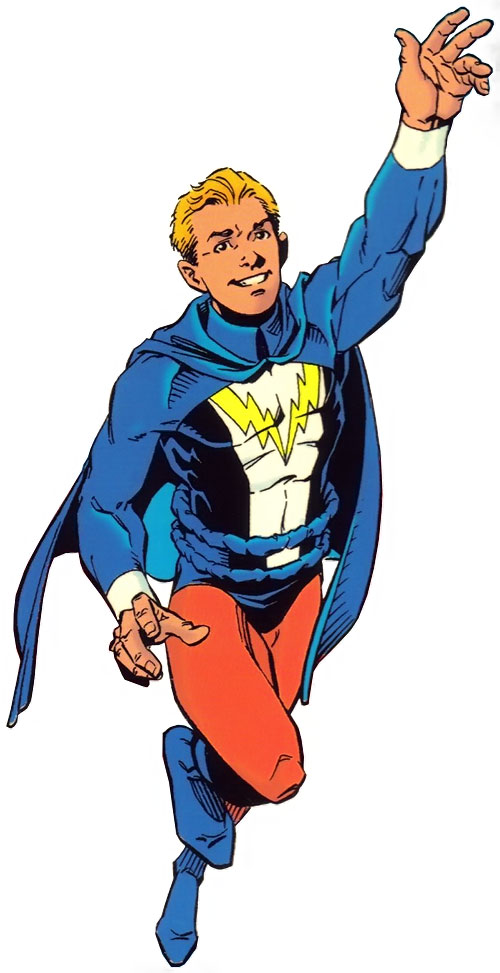 Lightning Lad of the Legion of Super-Heroes (Silver Age DC Comics)