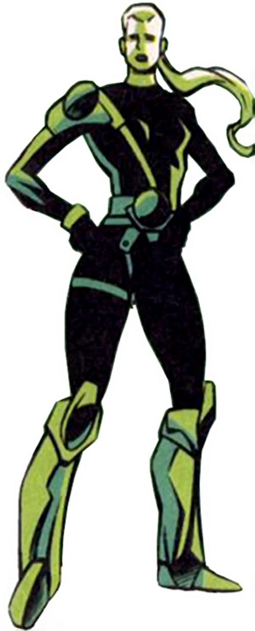 Lightwave (Argus enemy) (DC Comics)