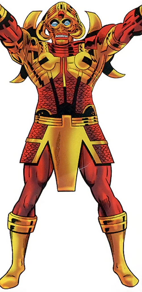 Lion God (Avengers enemy) (Marvel Comics)
